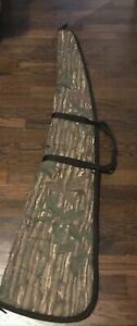 realtree camo gun  black sheep size 48 cloth cover vintage made in USA