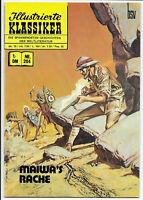 Illustrierte Klassiker Nr.204 Maiwa´s Rache - TOP Z0-1 ORIGINAL ERSTAUFLAGE BSV