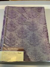 Recollections Photo Album Holds 300 4x6 Pictures NEW