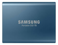 New Samsung- 500GB T5 Portable SSD - MU-PA500B/WW from Bing Lee