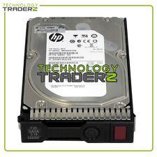 695503-002 HP 2TB SATA 6G 7.2K 3.5'' MDL Hard Drive 658079-B21 * Pulled *