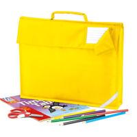 Quadra Kids Children School Book Bag Reflective Stripe Primary Infant School New