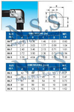 40NB PIPE FITTING-4YY 90 DEGREE ELBOW SECTION GALVANISED STEEL CLAMP