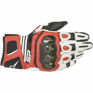 NEW Alpinestars Mens SP-X Air Carbon Motorcycle Gloves - Pick Size/Color