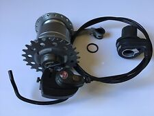 Sachs Super 7 Speed Rear Hub 36h Internal Gear with Shifter Classic Road Townie