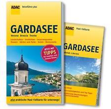 REISEFÜHRER Gardasee, ADAC plus+ große ausfaltbare Landkarte, UNGELESEN WIE NEU