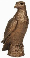 Large Frith Wildlife Sculpture GOLDEN EAGLE in cold cast bronze - HD093