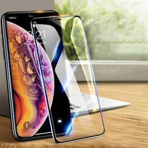 Tempered Glass Screen Protector For iPhone 12 11 Pro Max Mini iPhone XR X XS Max