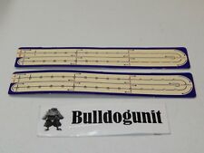 1991 Outburst II Board Game Replacement 2 Scoring Track Parts Only