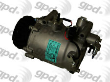 A/C Compressor-New Global 6512639