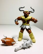Power Rangers Slash & Block Minotaur Complete 1995 Bandai