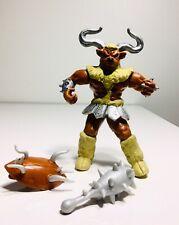 Power Rangers Slash & Block Minotaur Complete 1995 Bandai