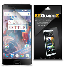 1X Ezguardz Lcd Screen Protector Cover Shield Hd 1X For OnePlus 3