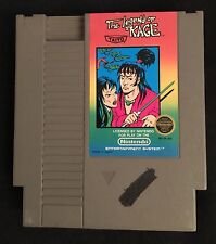Legend of Kage (Nintendo, 1987) NES GAME ! Free shipping ! Classic cartridge !