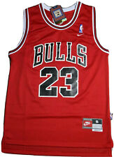 Michael Jordan  #23 Chicago Bulls Nike Jersey Red New With Tags FREE SHIPPING