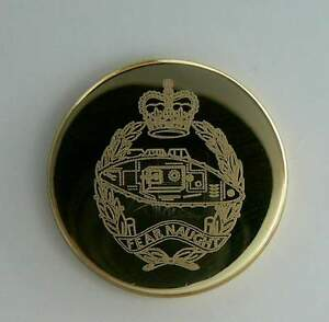 Royal Tank Regiment Blazer Button