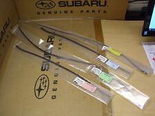 Geniune OEM Subaru Outback Door Edge Guard Kit 2017 (SOA801P010B9) ***