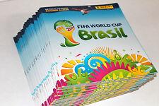 Panini WC WM brasil 2014 – 25 x vacía álbum Empty álbum not Mint VGC ed. internamente.
