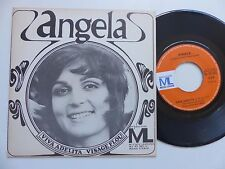 ANGELA Viva Adelita YANI SPANOS Productions MICHEL LEGRAND ML 45565 RRR