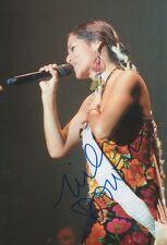 Lila Downs autógrafo signed 20x30 cm imagen