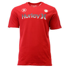 Hurley Men's Dri-FIT One and Only Team USA Tee T-Shirt