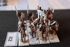WARHAMMER Fantasy Tomb Kings Scheletro CAVALIERI REGGIMENTO CAVALIERI Games Workshop B