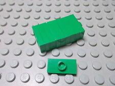 Lego 10 Konverter 1x2 grün  3794 Set  7898 8114 3817 7263