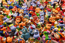 Lot 55 assorted miniature collection small kinder egg figures toy random