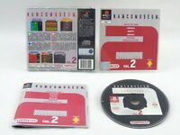 Namco Museum Vol 2 PS1 PlayStation 1 Complete PAL