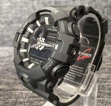 Casio G Shock GA-700-1BER Noir XLarge Analogique & Digital WR 200 M Brand New
