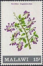 REPUBLIC OF MALAWI -1971- Flowering Shrub - Seduridaca longepedunculata - #175