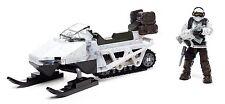 Mega Bloks Call of Duty Snowmobile Recon Collector Construction Set New