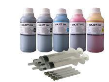 Refill ink kit for HP952 952XL OfficeJet 8715 OfficeJet Pro 8710 5X250ML/S