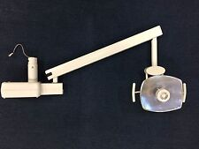 "Knight Model ""L"" Track Mount Lights for 12 Foot Ceiling In Phenomenal Condition"