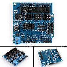 Sensor Shield V5.0 Expansión Board Módulo Servo Motor Para Arduino UNO R3 MEGA
