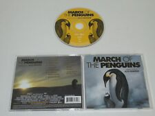 MARCH OF THE PENGUINS / SOUNDTRACK / ALEX WURMAN (MILAN m2-36131) CD Album