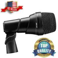 Mic For Bass/Kick Drum DRK100 New+Microphone Clip kit From DRDK7 Set - Dynamic