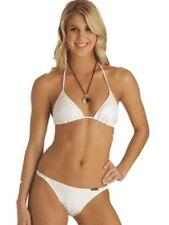 Halterneck Spotted Swimwear Briefs for Women