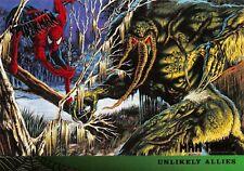 MAN-THING / Spider-Man Fleer Ultra 1995 BASE Trading Card #132