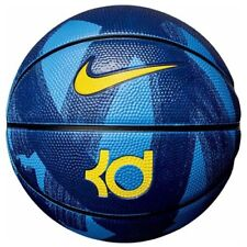 NIKE KD MINI Basketball Indoor Outdoor Game Ball, Size: 3 , Blue