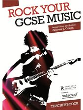 Rock Your GCSE Music Teacher's Book Learn to Student LESSON EXAM MUSIC BOOK TIPS