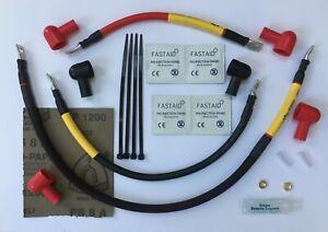 ES-30 MV Agusta F4 1000 (2003-2009) Hi Cap Starter Circuit Upgrade Cable Kit