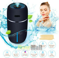 200ML Air Humidifier 7 Colors LED Essential Oil Diffuser Aromatherapy Purifier