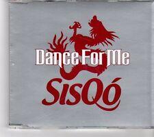 (FM966) Sisoo, Dance For Me - 2000 DJ CD