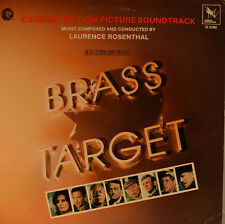 "OST - SOUNDTRACK - BRASS TARGET - LAURENCE ROSENTHAL 12"" LP (L850)"