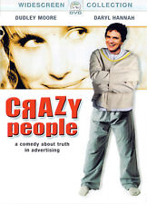 CRAZY PEOPLE (DVD, 2004) - NEW RARE DVD