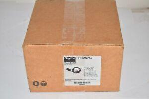 NEW Sealed Dayton 6PNV7A Float Switch Heavy-Duty HP: 1/2 @ 115VAC