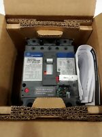 SEDA36AT0060 GENERAL ELECTRIC 3POLE 60AMP 600V CIRCUIT BREAKER NEW