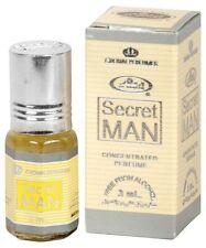 Secret maschile contemporanea 3ml Man Profumo Olio/Attar Da Rehab pacco da Al 1
