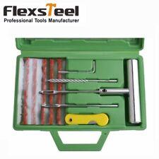 10Pcs/Set Auto Car Bike Tire Repair Tool Kit In Box Bicycle Tubeless Tyre Rep…